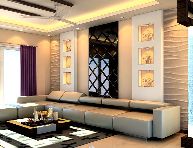 Interior designing, interior decorations