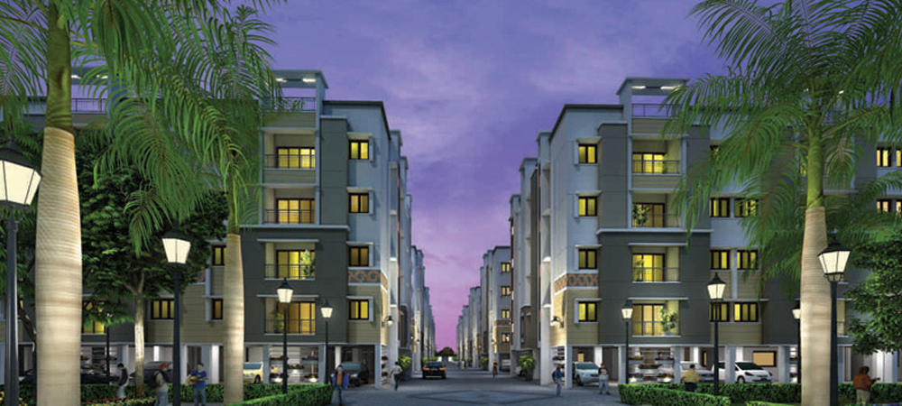 New Apartments In Omr
