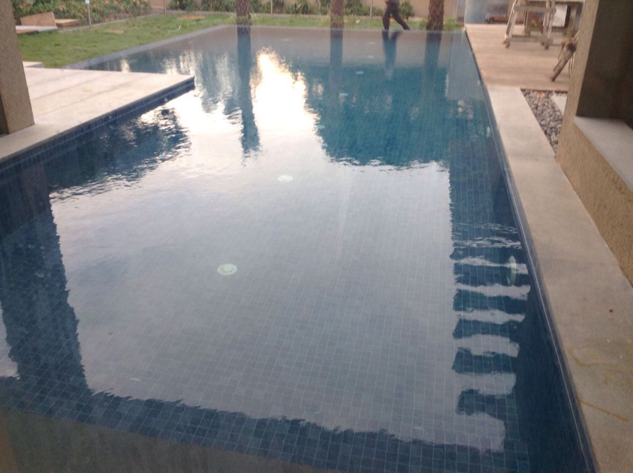 Bungalow with swimming pool for sale in ecr akkarai chennai deal a property for Swimming pool construction cost in chennai